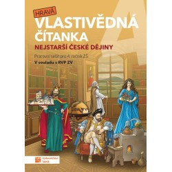 Hravá vlastivědná čítanka 4 - Nejstarší české dějiny