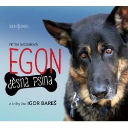 Egon: Děsná psina - CDmp3 (Čte Igor Bareš)