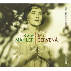 Gustav Mahler / Soňa Červená - CD