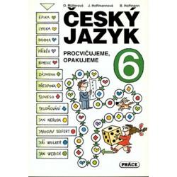 Český jazyk pro 6. ročník - Procvičujeme, opakujeme