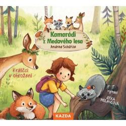 Kamarádi z Medového lesa 2 - Králíčci v ohrožení - CDm3 (Čte Jitka Molavcová)