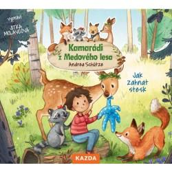 Kamarádi z Medového lesa 1 - Jak zahnat stesk - CDm3 (Čte Jitka Molavcová)