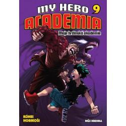 Moje hrdinská akademie 9 - Můj hrdina