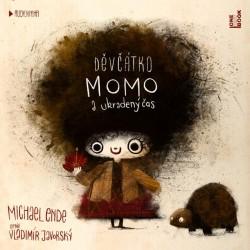Děvčátko Momo a ukradený čas - CDmp3 (Čte Vladimír Javorský)