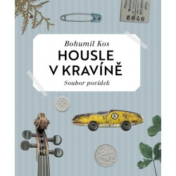 Housle v kravíně - CD, čte Ladislav Špiner