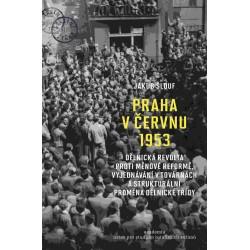 Praha v červnu 1953