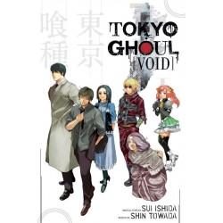 Tokijský ghúl - Prázdnota (Light Novel)