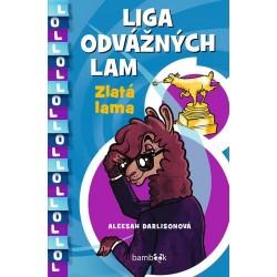 Liga odvážných lam - Zlatá lama