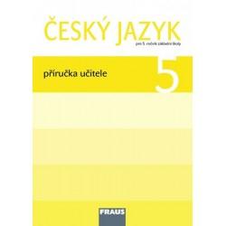 Český jazyk 5 pro ZŠ - příručka učitele