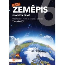 Hravý zeměpis 6 - učebnice
