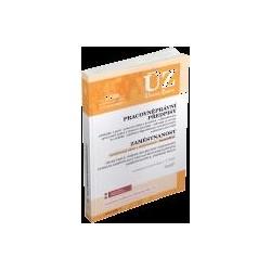 ÚZ 1439 Pracovněprávní předpisy, Zaměstnanost, Odškodňování, Odbory, Inspekce práce