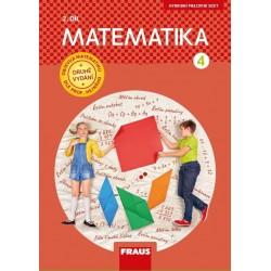 Matematika 4/2 dle prof. Hejného - Hybridní pracovní sešit / nová generace