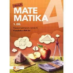 Hravá matematika 4 - Pracovní sešit 1. díl