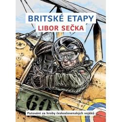 Britské etapy - putování za hroby československých vojáků