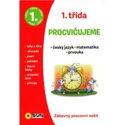 Český jazyk, Matematika, Prvouka - 1. třída