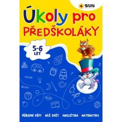 Úkoly pro předškoláky (5 - 6 let)