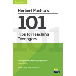 Herbert Puchta´s 101 Tips for Teaching Teenagers