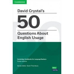 David Crystal´s 50 Questions About English Usage
