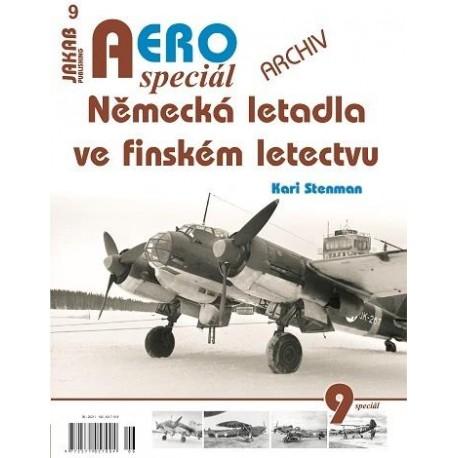 AEROspeciál 9 - Německá letadla ve finském letectvu