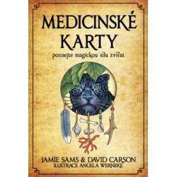 Medicinské karty (Kniha a 52 karet)
