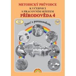 Metodický průvodce Přírodověda 4 k učebnici s pracovním sešitem
