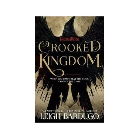 Six of Crows Book 2 - Crooked Kingdom