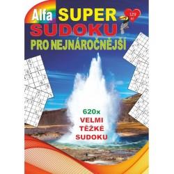 Super sudoku pro nejnáročnější