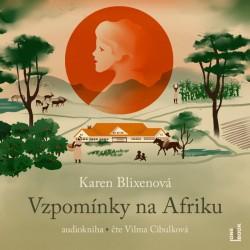 Vzpomínky na Afriku - 2 CDmp3