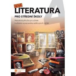 Nová literatura pro 4.ročník SŠ - metodická příručka