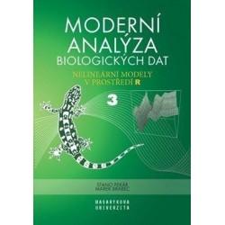 Moderní analýza biologických dat 3. díl - Nelineární modely v prostředí R