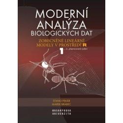 Moderní analýza biologických dat 1. díl - Zobecněné lineární modely v prostředí R