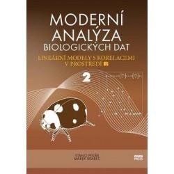 Moderní analýza biologických dat 2. díl - Lineární modely s korelacemi v prostředí R