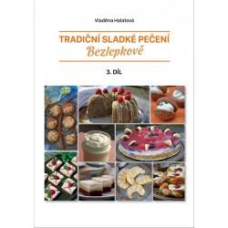 Tradiční sladké pečení bezlepkově 3. díl