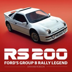 RS200: Ford´s Group B Rally Legend