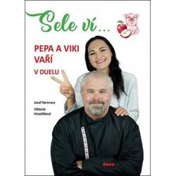 Sele ví… Pepa a Viki vaří v duelu
