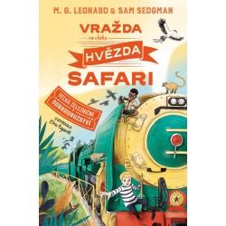 Vražda ve vlaku Hvězda safari