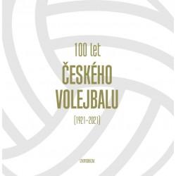 100 let českého volejbalu - 1921–2021