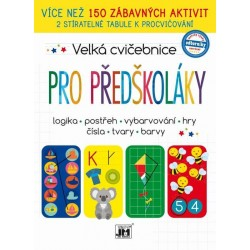 Pro předškoláky - Velká cvičebnice