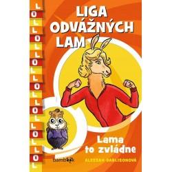 Liga odvážných lam - Lama to zvládne