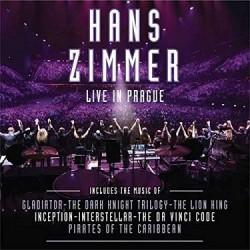 Hans Zimmer: Live in Prague 2CD