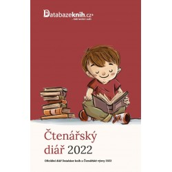 Čtenářský diář 2022