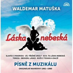 Láska nebeská / Písně z muzikálu / Originální nahrávky 1961-1980 - 2 CD