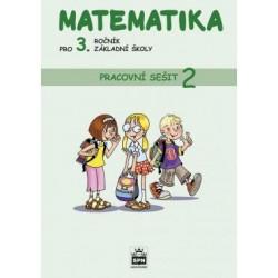 Matematika pro 3. ročník základní školy - Pracovní sešit 2