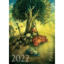 Kalendář 2022 - Pavel Čech