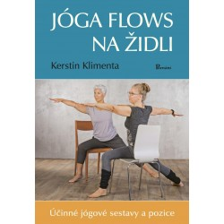 Jóga flows na židli - Účinné jógové sestavy a pozice