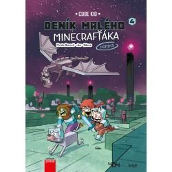 Deník malého Minecrafťáka: komiks 4