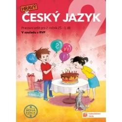 Český jazyk 2 - nová edice - pracovní sešit - 1. díl