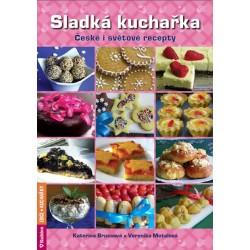 Sladká kuchařka - České i světové recepty