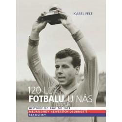120 let fotbalu u nás - Historie od 1901 do 2021
