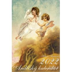 Kalendář 2022 - Andělský / nástěnný